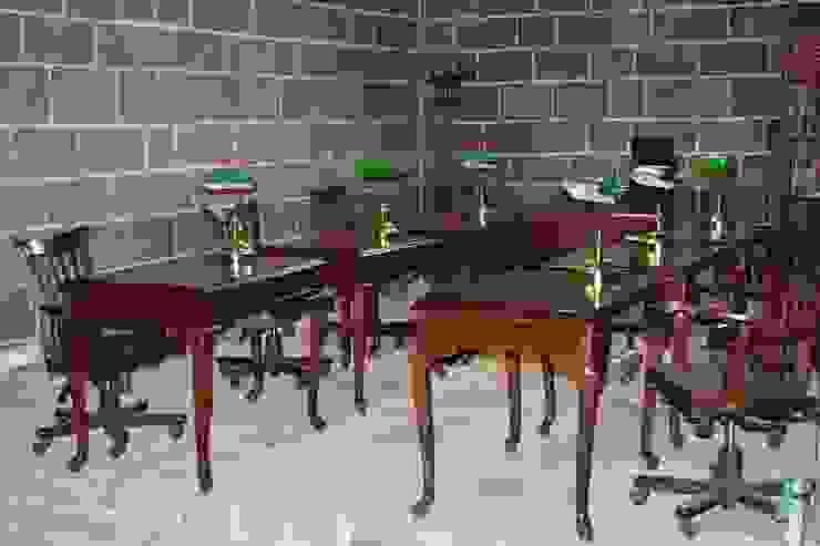 YAZMA ESERLER MÜZESİ DİYARBAKIR Modern Çalışma Odası OFİS & OFİS MOBİLYA Modern