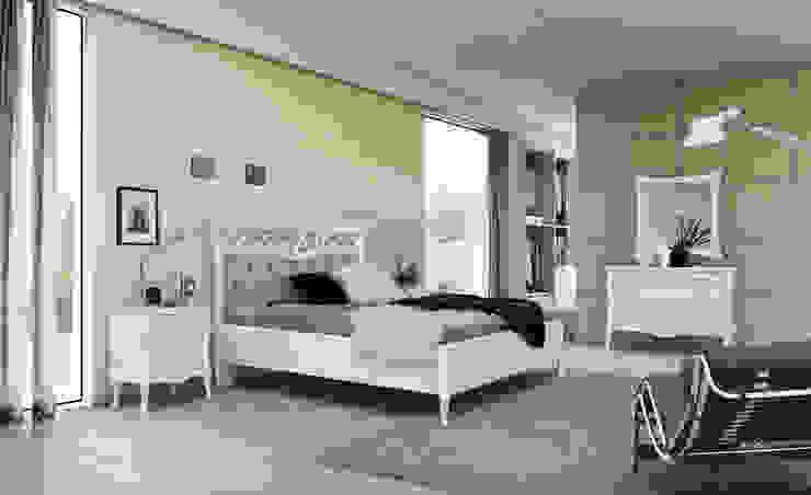 Camera da letto contemporanea von Marzorati s.r.l. | homify