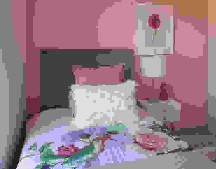 Girls Bedroom Modern style bedroom by Spegash Interiors Modern