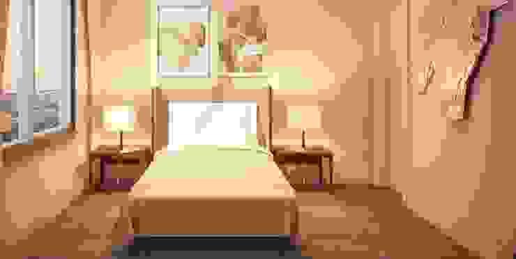 Bedroom by ezgi yüce mimarlik aş.