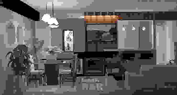 Estudio R&R Modern dining room