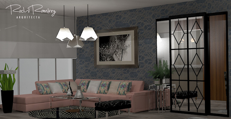 Estudio R&R Modern living room