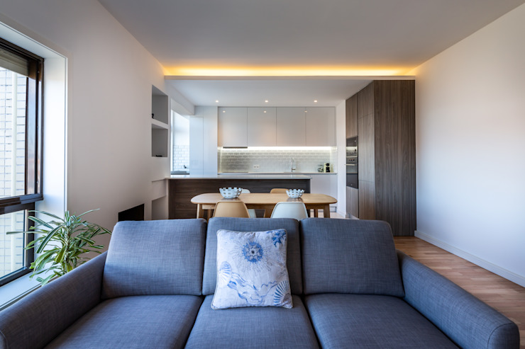 MOBEC Modern living room