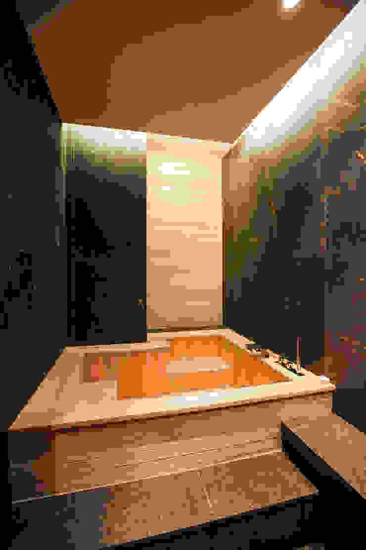 다빈710 Scandinavian style bathroom Wood