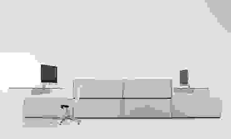 GALLOTTI&RADICE家具:高档品质玻璃家具,现代家具品牌: 現代  by 北京恒邦信大国际贸易有限公司, 現代風