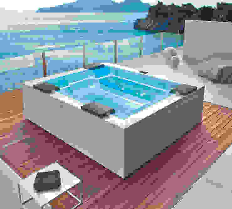 Traumhafter Luxus-Whirlpool für Drinnen & Draußen