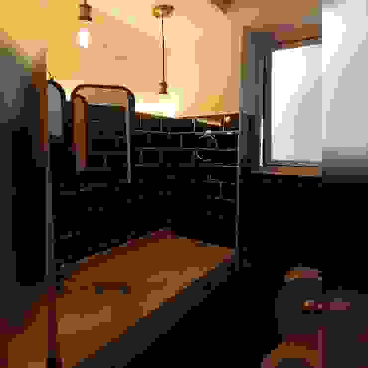 인더스트리얼 욕실 by Indesoul 인더스트리얼