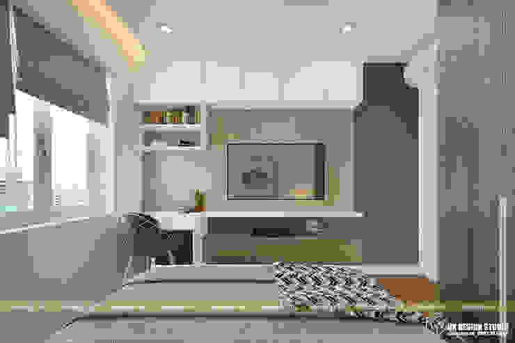Thiết kế phòng ngủ bởi UK DESIGN STUDIO - KIẾN TRÚC UK Hiện đại