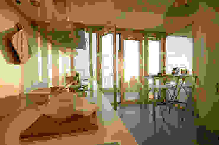 Cocinas de estilo moderno de Borea immobiliare Moderno
