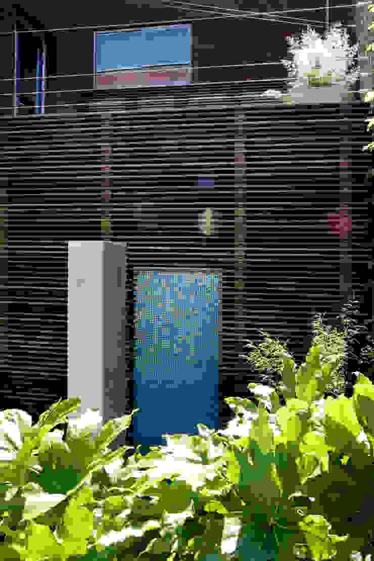 Modern garden by Andredw van Egmond | designing garden and landscape Modern