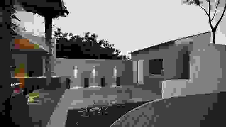 Gelker Ribeiro Arquitetura | Arquiteto Rio de Janeiro Kolam Renang Gaya Asia