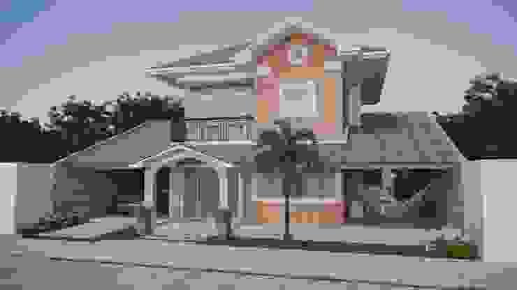 Gelker Ribeiro Arquitetura | Arquiteto Rio de Janeiro Colonial style house