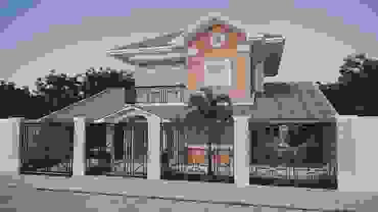 Gelker Ribeiro Arquitetura | Arquiteto Rio de Janeiro บ้านเดี่ยว