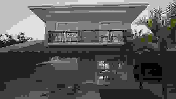 Gelker Ribeiro Arquitetura | Arquiteto Rio de Janeiro Mediterranean style house