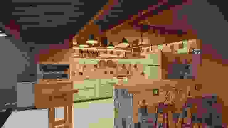 Gelker Ribeiro Arquitetura | Arquiteto Rio de Janeiro Kitchen units Engineered Wood Brown