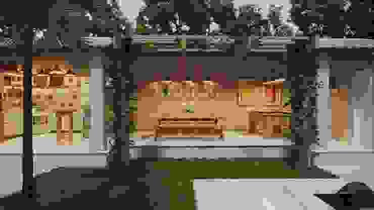 Gelker Ribeiro Arquitetura | Arquiteto Rio de Janeiro Single family home Brown