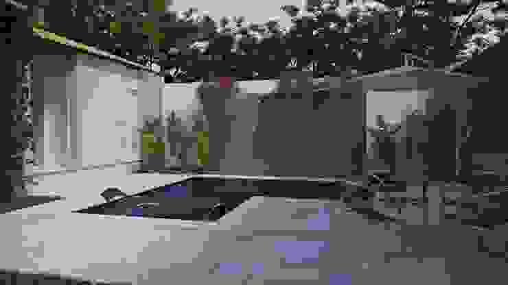 Gelker Ribeiro Arquitetura | Arquiteto Rio de Janeiro Garden Pool