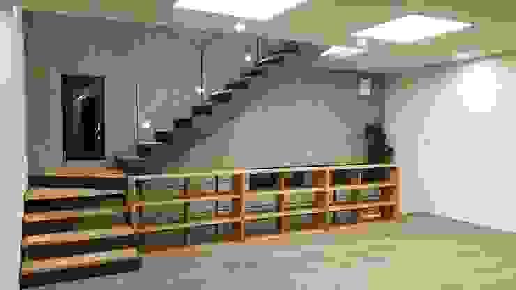 Moderne Wohnzimmer von 하우스플래너 Modern