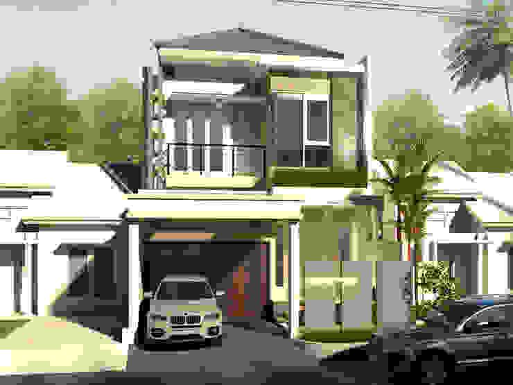 Rumah Tinggal Mrs. Marisa Mustari Oleh Artisia Studio