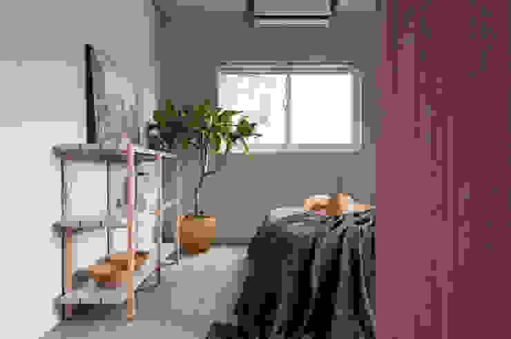 Room 根據 湜湜空間設計 隨意取材風