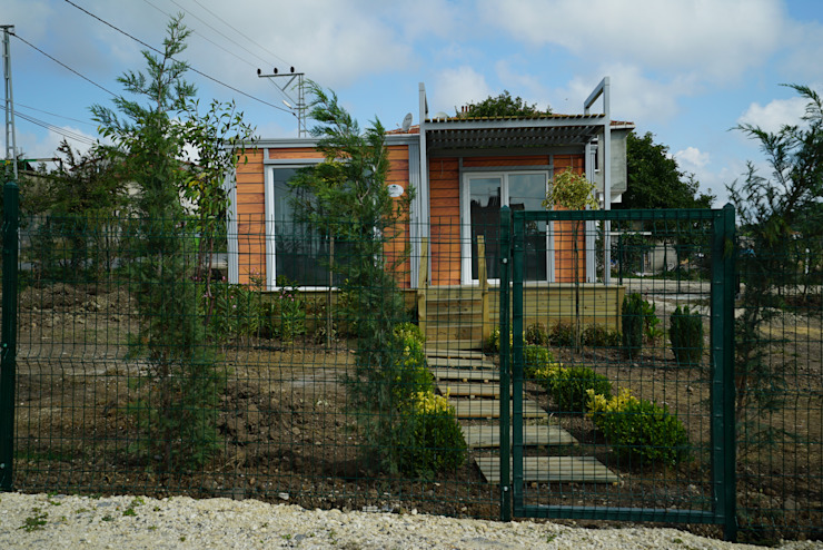 MOVİ evleri Casas rurales