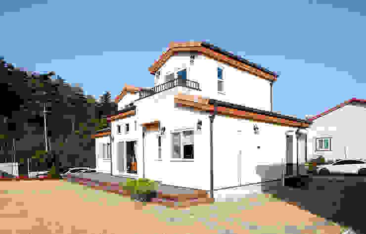 주택외부 by 더존하우징 지중해
