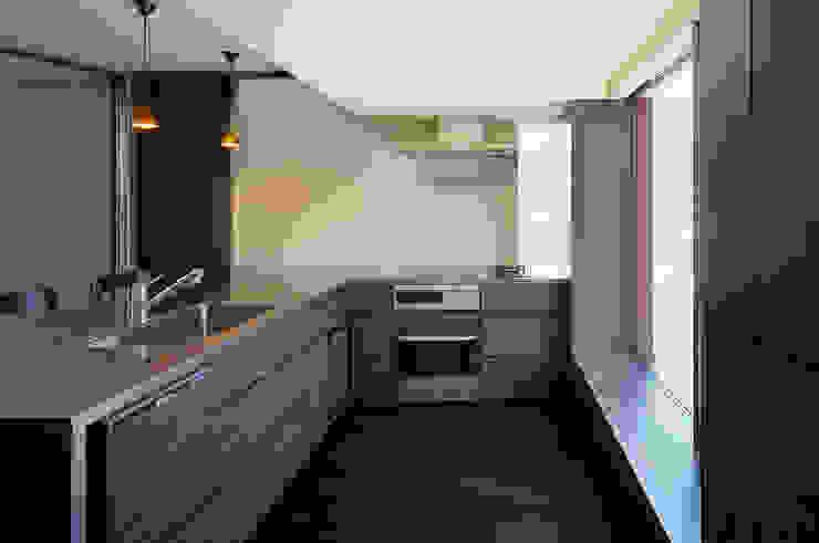 キッチン 和風の キッチン の 松岡淳建築設計事務所 和風