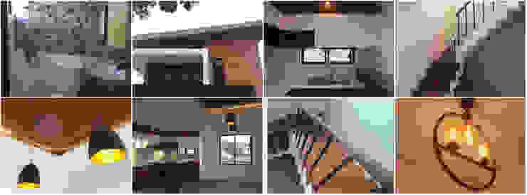 AURORA HOUSE Minimalist house by ezpaze design+build Minimalist