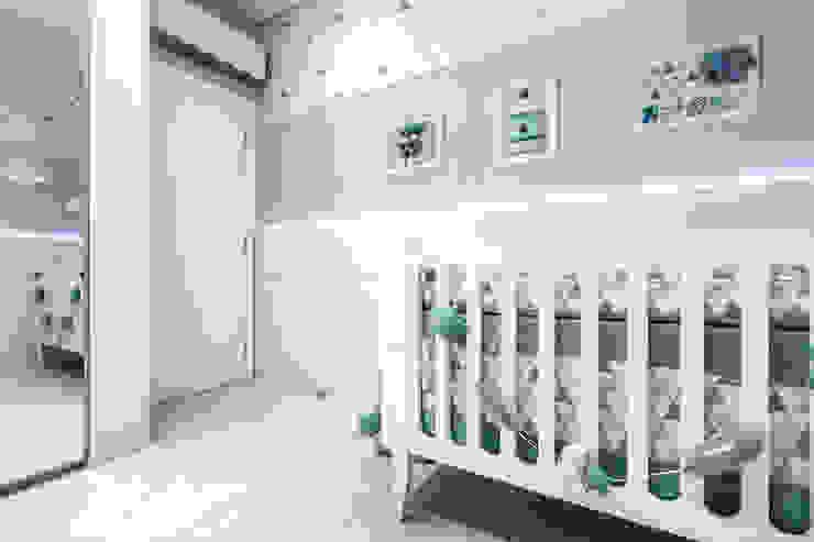 Quarto Infantil por Samantha Sato Designer de Interiores Moderno