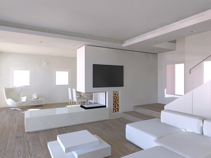 modern  by Flavia Benigni Architetto, Modern