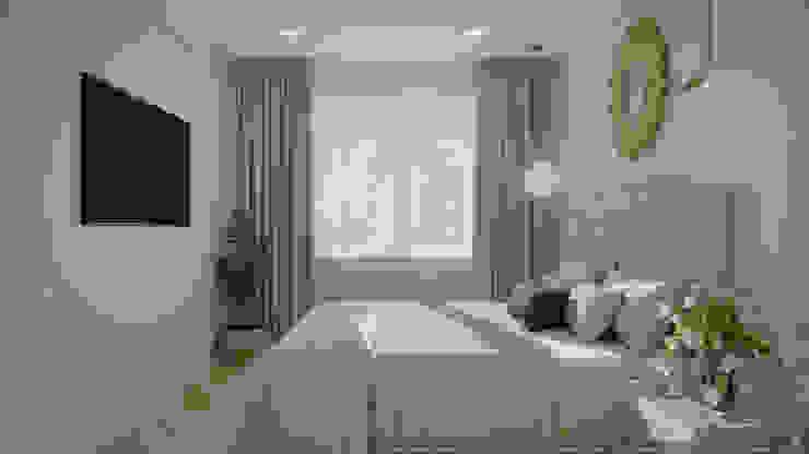 Classic style bedroom by дизайн-бюро ARTTUNDRA Classic