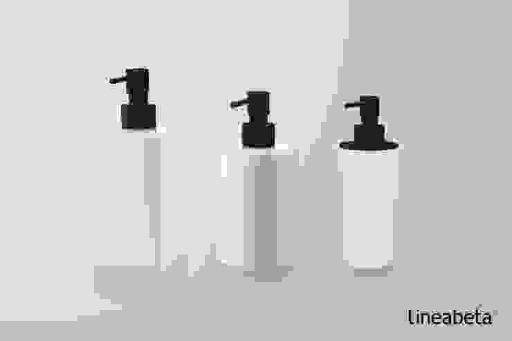 Lineabeta BañosTextiles y accesorios Negro