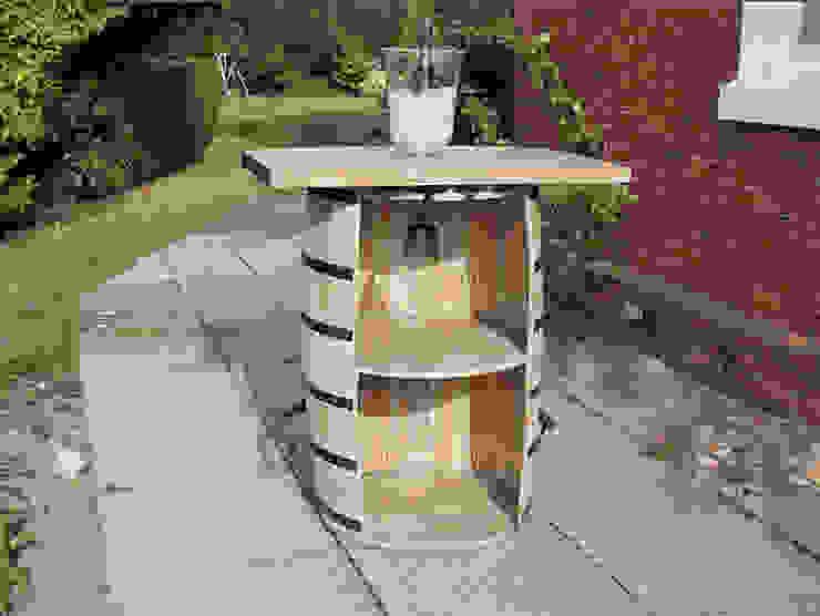 Single Barrel Bar:  Garden by Garden Furniture Centre,