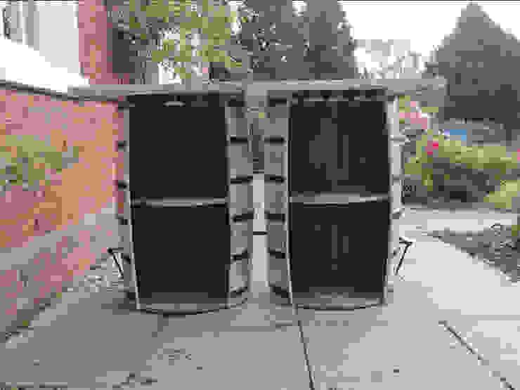 Double Barrel Bar:  Garden by Garden Furniture Centre,