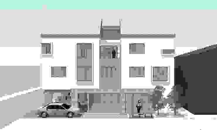 장유 상가주택 by 건축사사무소 에이플랜