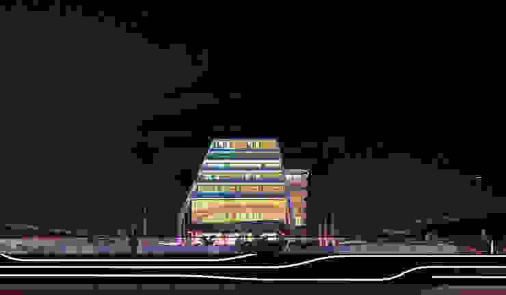 Hotel Balcones del Mar Anexos de estilo minimalista de NOGARQ C.A. Minimalista