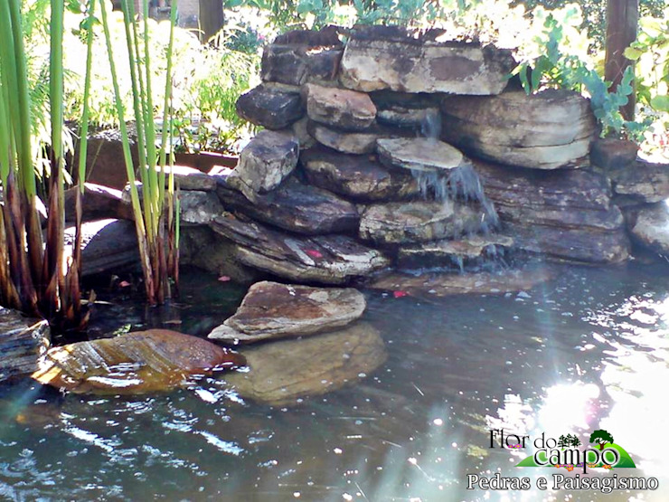 Flor do Campo Pedras e Paisagismo Garden Swim baths & ponds
