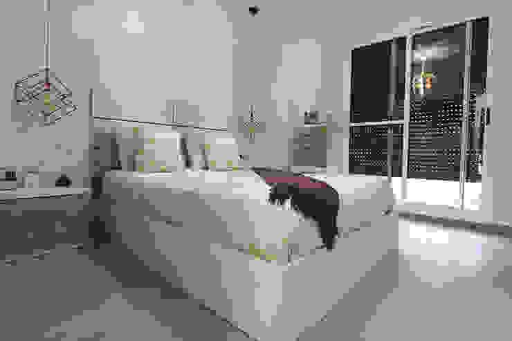 Kamar Tidur Modern Oleh Novodeco Modern