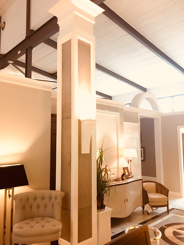の CottageHomeArt - Est. 2012 | Maßmöbelhaus & 3D Interior Design コロニアル