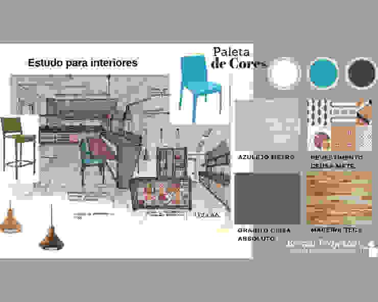 Projekty,   zaprojektowane przez Bernal Projetos - Arquitetos em Salvador,