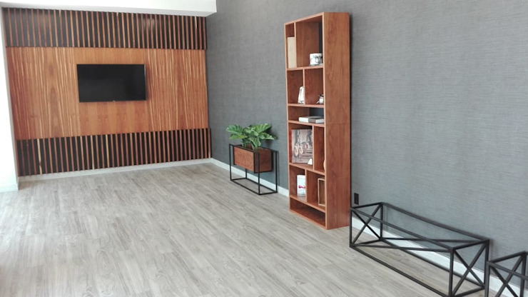 by Decora Pro Modern Wood Wood effect