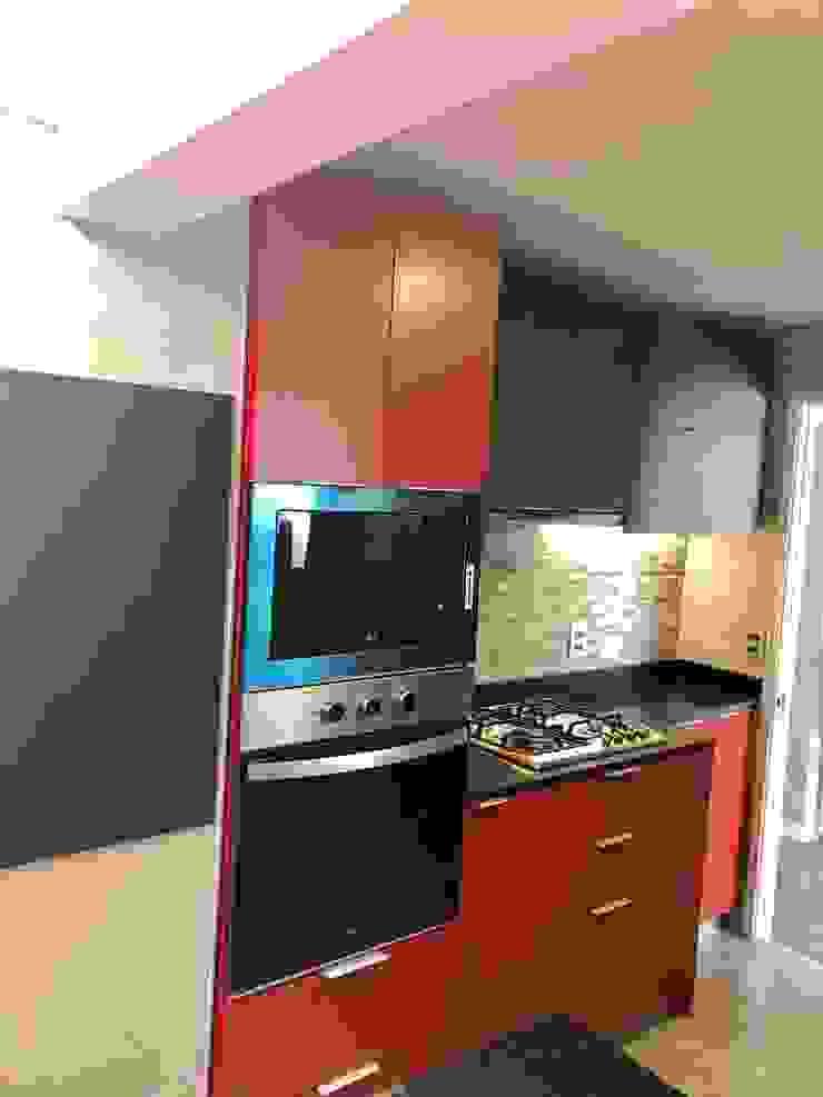 balConcept SpA Dapur Modern
