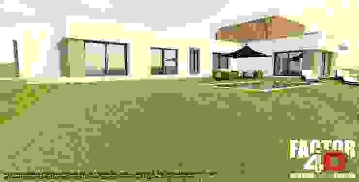من Factor4D - Arquitetura, Engenharia & Construção حداثي
