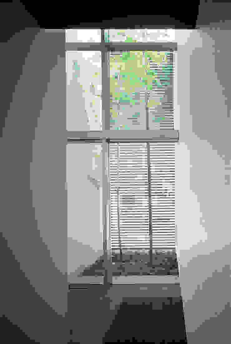 家族用玄関 モダンスタイルの 玄関&廊下&階段 の 松岡淳建築設計事務所 モダン