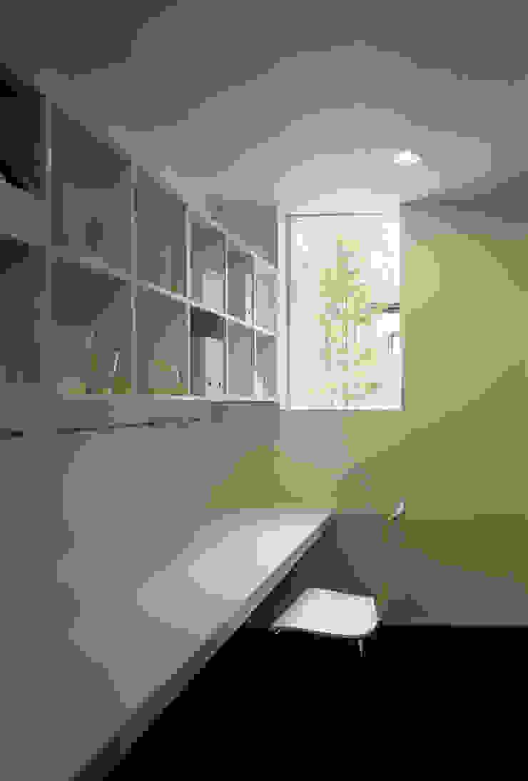 Modern Çalışma Odası 松岡淳建築設計事務所 Modern