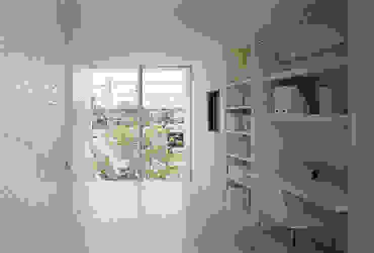 子ども部屋 モダンデザインの 子供部屋 の 松岡淳建築設計事務所 モダン
