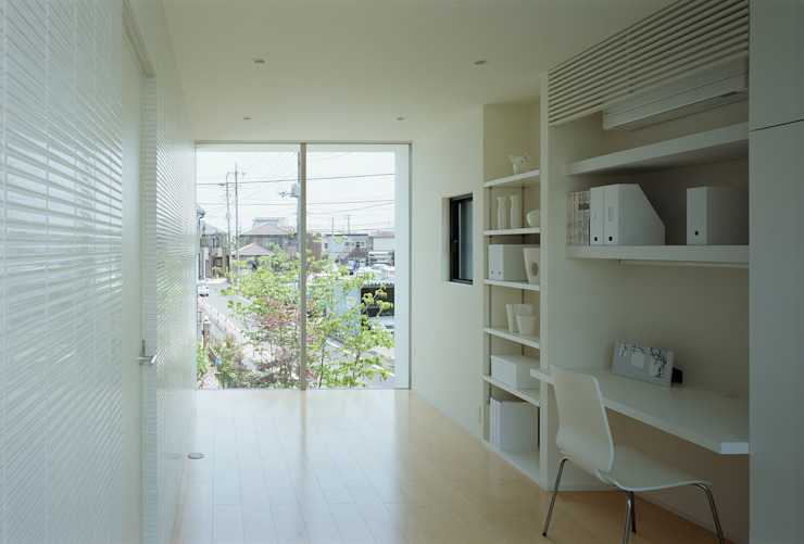 Kamar Bayi/Anak Modern Oleh 松岡淳建築設計事務所 Modern
