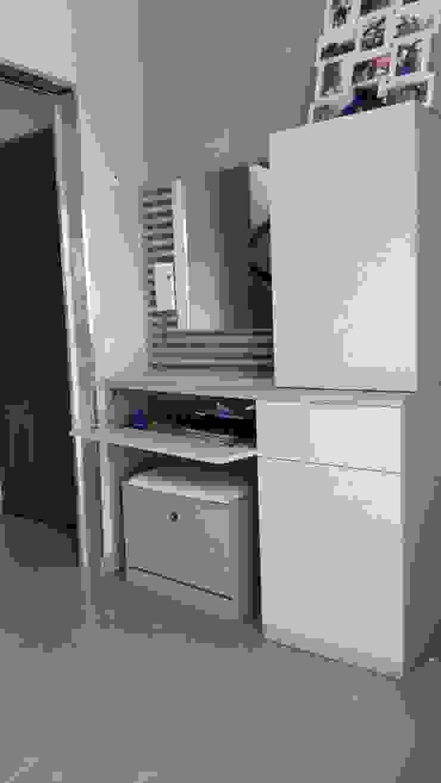 Camera da letto design moderno von PERCORSOARREDO | homify