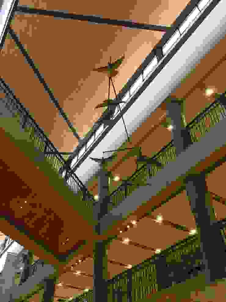 Mall Level 21 Pusat Perbelanjaan Tropis Oleh Bobos Design Tropis