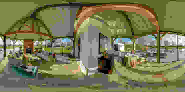 360°x360° Virtuele Rondleidingen met Interieur - en Exterieur foto's. Landelijke kantoor- & winkelruimten van 360D - Virtuele Rondleiding Landelijk Glas